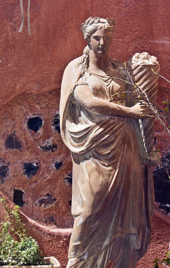 Ελληνικό κλασικό άγαλμα της Αφροδίτης στοκ εικόνες με δικαίωμα ελεύθερης χρήσης