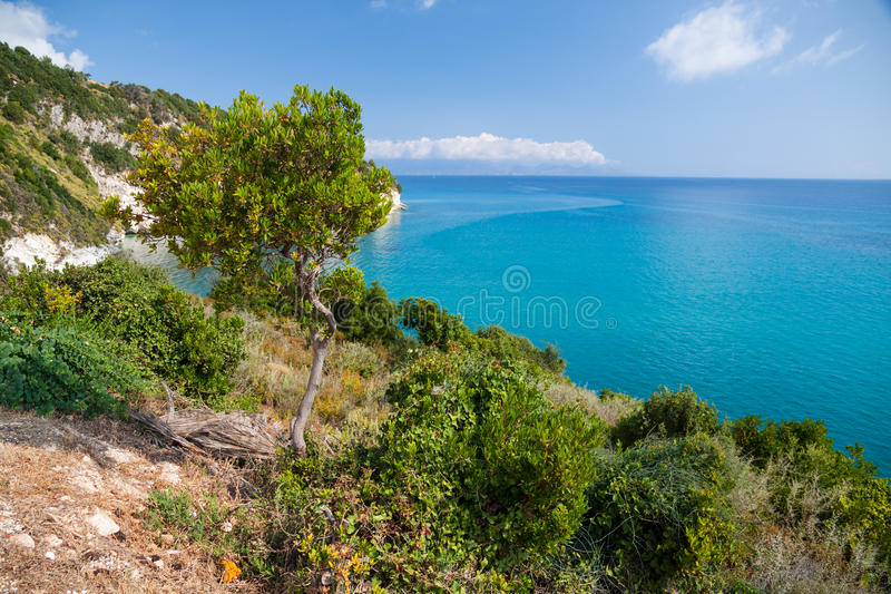 Ελληνικό νησί - Ζάκυνθος στοκ φωτογραφία με δικαίωμα ελεύθερης χρήσης