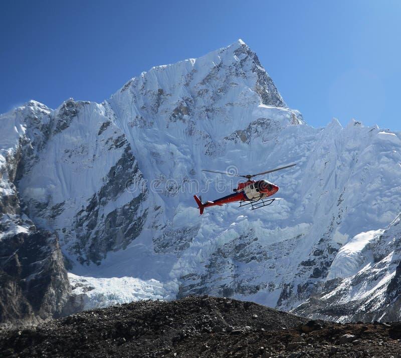 Ελικόπτερο διάσωσης στοκ φωτογραφίες με δικαίωμα ελεύθερης χρήσης