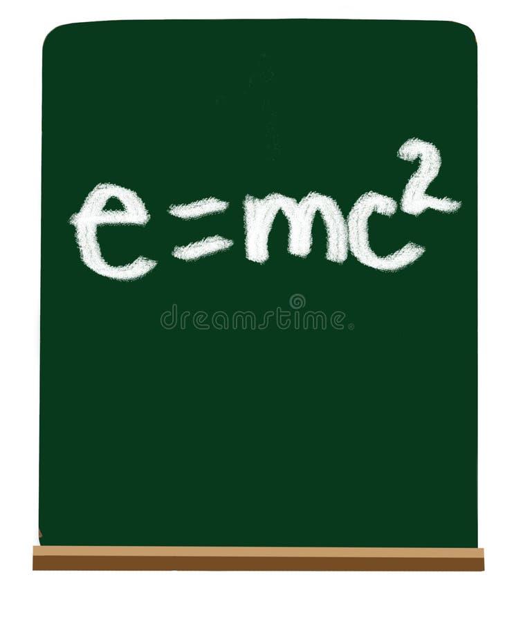 ε mc2 διανυσματική απεικόνιση