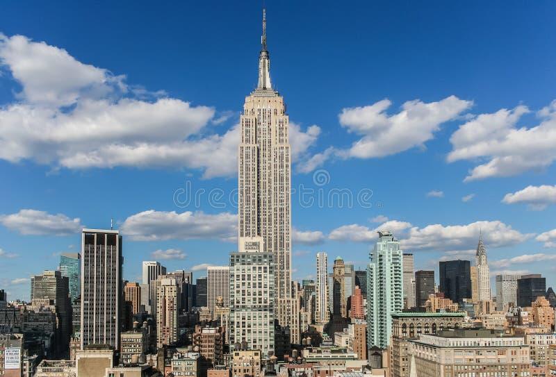 Εmpire State Building στοκ φωτογραφία με δικαίωμα ελεύθερης χρήσης