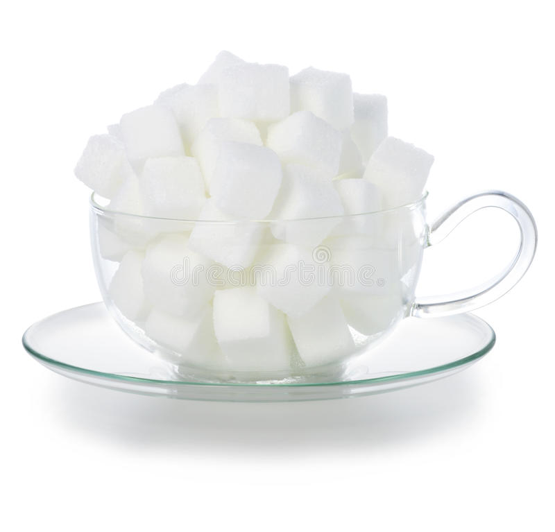 ζάχαρη κύβων στοκ φωτογραφία με δικαίωμα ελεύθερης χρήσης