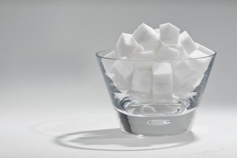ζάχαρη κύπελλων στοκ εικόνες