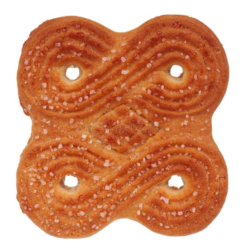 ζάχαρη μπισκότων στοκ εικόνα με δικαίωμα ελεύθερης χρήσης