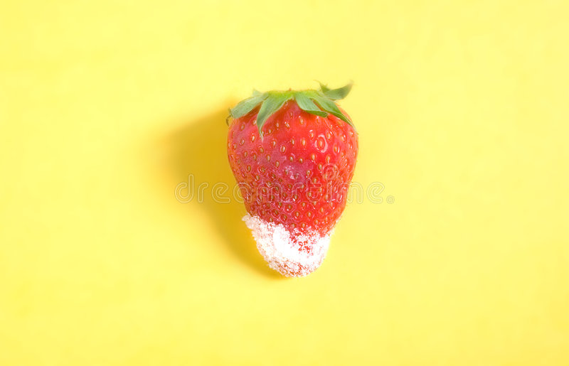 Download ζάχαρη φραουλών στοκ εικόνα. εικόνα από γλυκός, φυτό, τρόφιμα - 119643