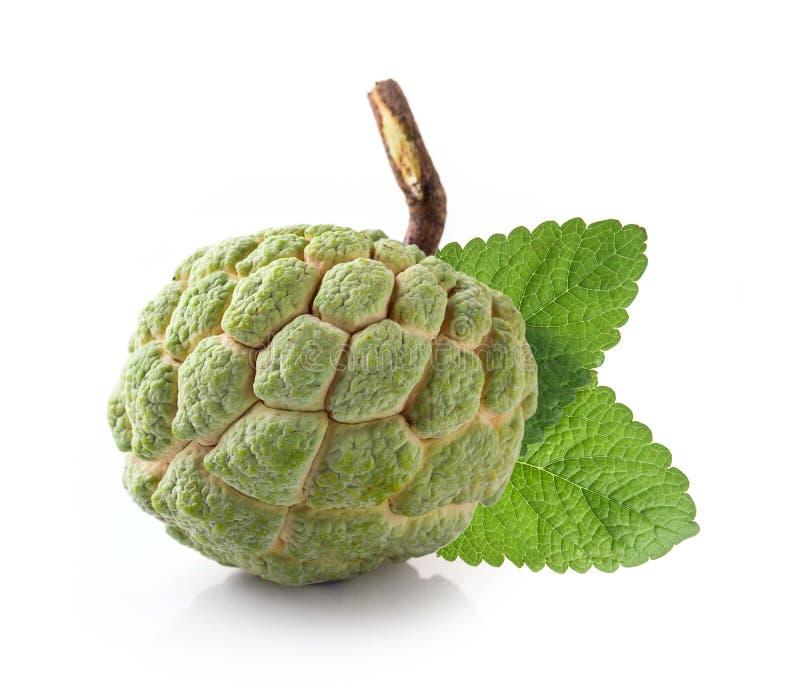 Ζάχαρη Apple & x28 μήλο κρέμας, Annona, sweetsop στοκ εικόνες με δικαίωμα ελεύθερης χρήσης