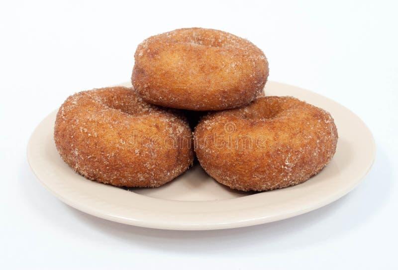 Ζάχαρη Donuts στοκ εικόνα με δικαίωμα ελεύθερης χρήσης