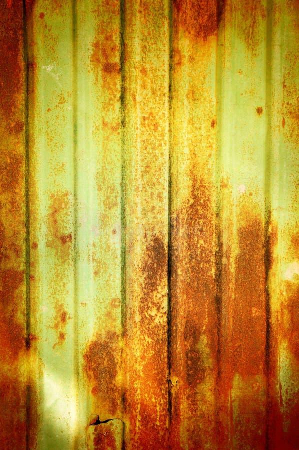 ζαρωμένος σίδηρος στοκ φωτογραφία