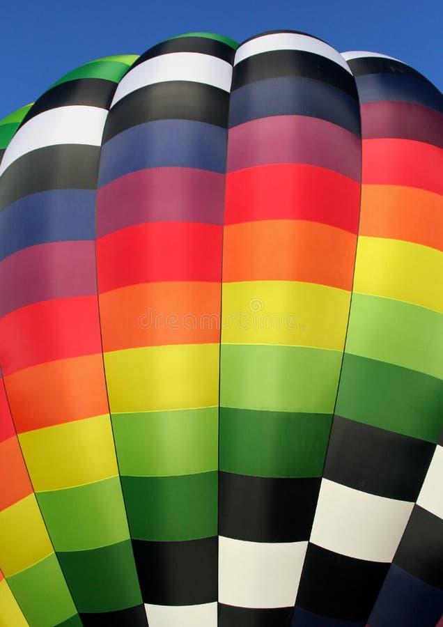 Ζεστός αέρας baloon στοκ εικόνα με δικαίωμα ελεύθερης χρήσης