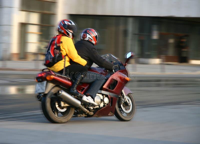 ζευγάρι μοτοσικλετών στοκ φωτογραφία με δικαίωμα ελεύθερης χρήσης