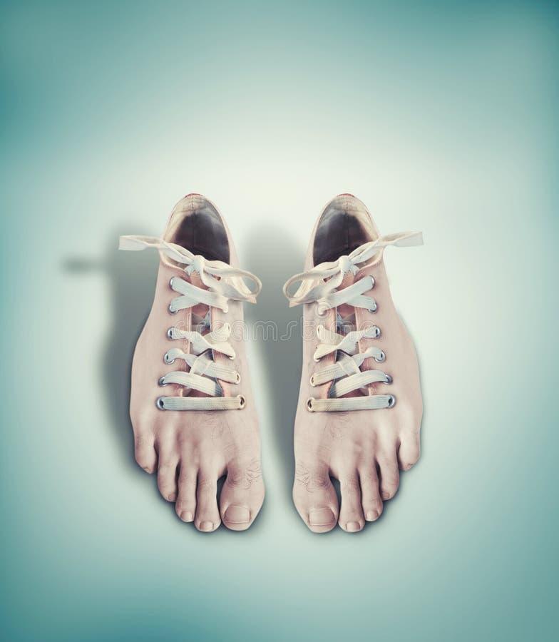 Ζευγάρι παπούτσια στοκ φωτογραφίες με δικαίωμα ελεύθερης χρήσης