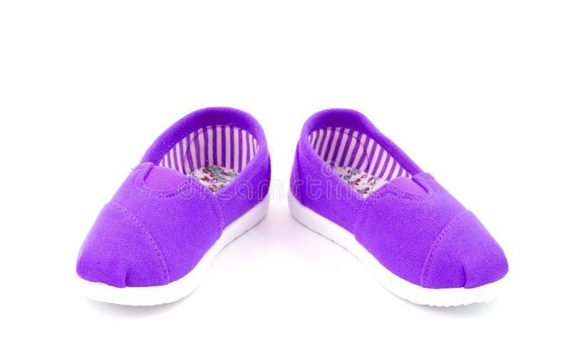 Ζευγάρι των παπουτσιών σε ένα άσπρο υπόβαθρο στοκ εικόνα