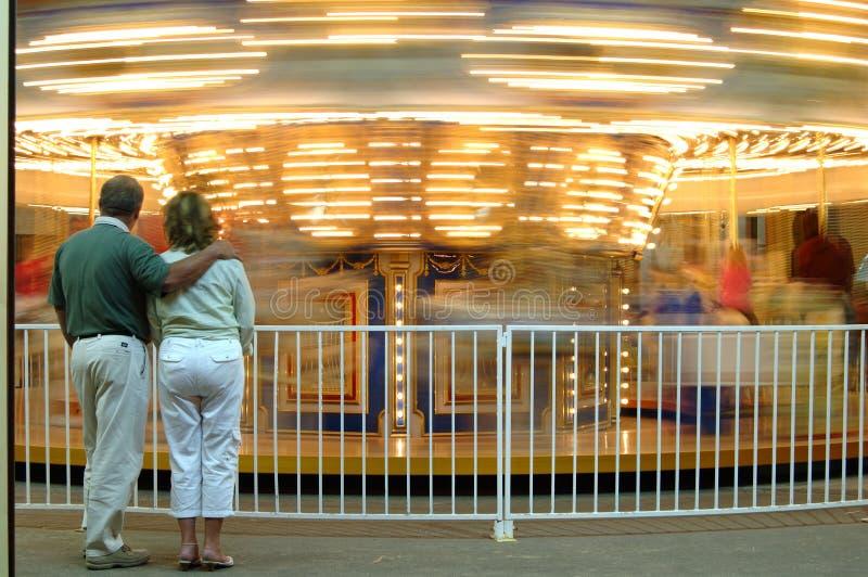 ζεύγος ιπποδρομίων στοκ φωτογραφία με δικαίωμα ελεύθερης χρήσης