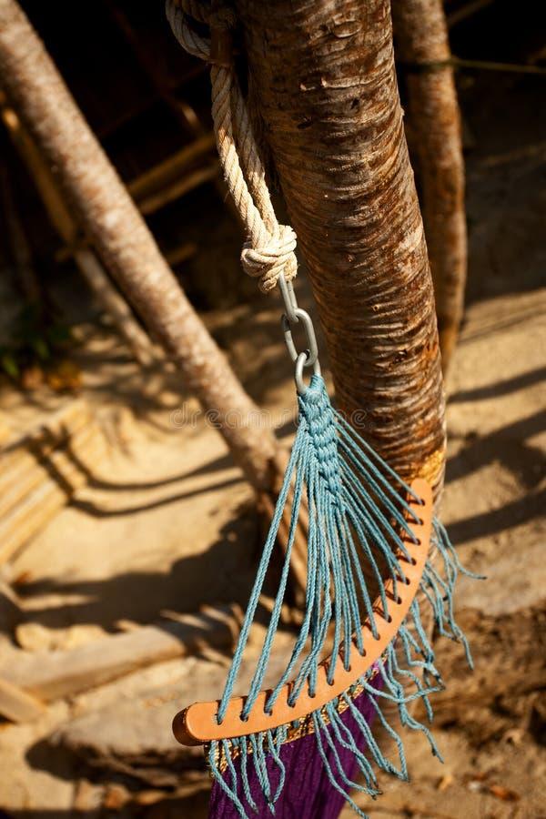 ζούγκλα αιωρών παραλιών μ&epsil στοκ φωτογραφία με δικαίωμα ελεύθερης χρήσης