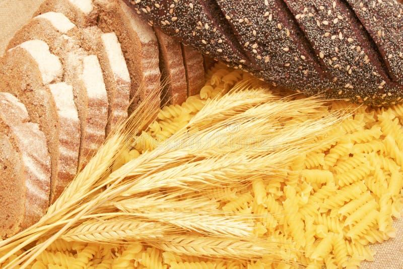 ζυμαρικά αυτιών ψωμιού στοκ φωτογραφία με δικαίωμα ελεύθερης χρήσης