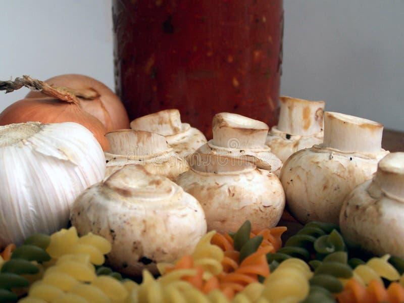 ζυμαρικά γευμάτων στοκ φωτογραφία με δικαίωμα ελεύθερης χρήσης