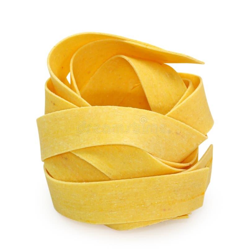 ζυμαρικά κίτρινα στοκ φωτογραφία με δικαίωμα ελεύθερης χρήσης