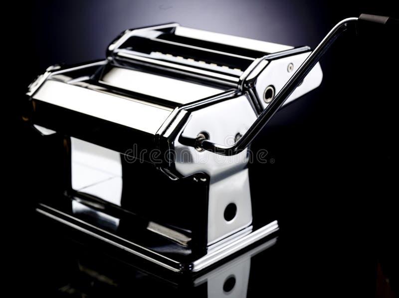 ζυμαρικά μηχανών στοκ εικόνα