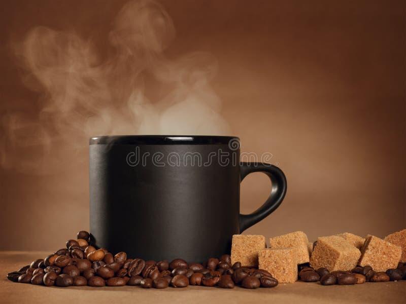 Ζωή θέματος καφέ ακόμα στοκ φωτογραφία με δικαίωμα ελεύθερης χρήσης