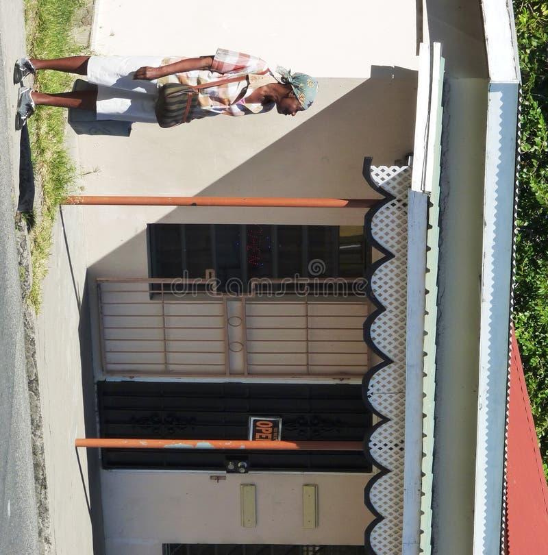 Ζωή νησιών Καραϊβικής στοκ φωτογραφία με δικαίωμα ελεύθερης χρήσης