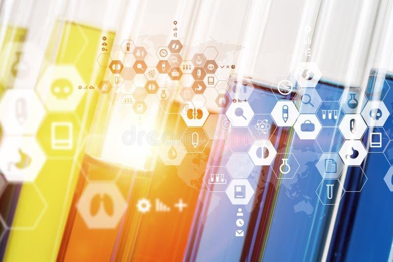 Ζωή χημείας ακόμα στοκ φωτογραφίες