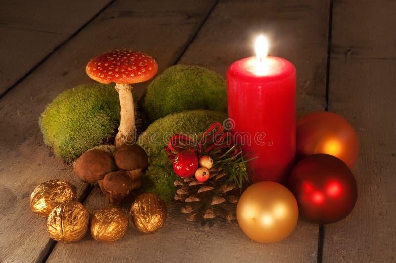 ζωή Χριστουγέννων ακόμα στοκ φωτογραφίες με δικαίωμα ελεύθερης χρήσης