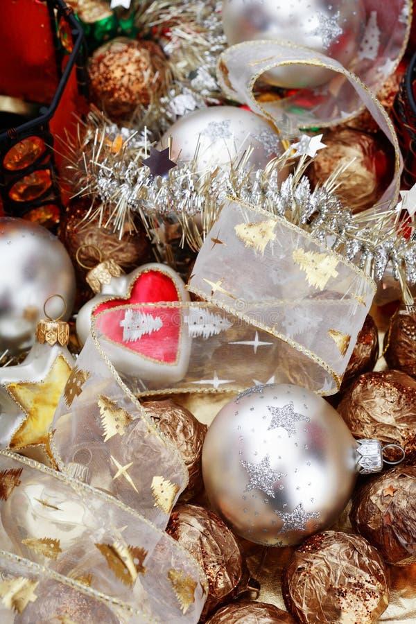 ζωή Χριστουγέννων ακόμα στοκ εικόνες με δικαίωμα ελεύθερης χρήσης