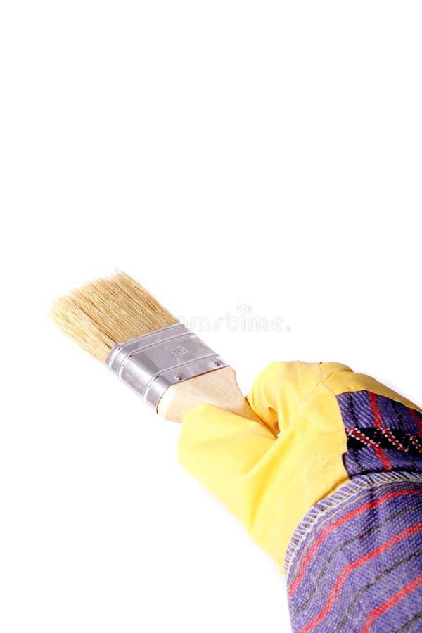 ζωγράφοι χεριών στοκ εικόνες με δικαίωμα ελεύθερης χρήσης