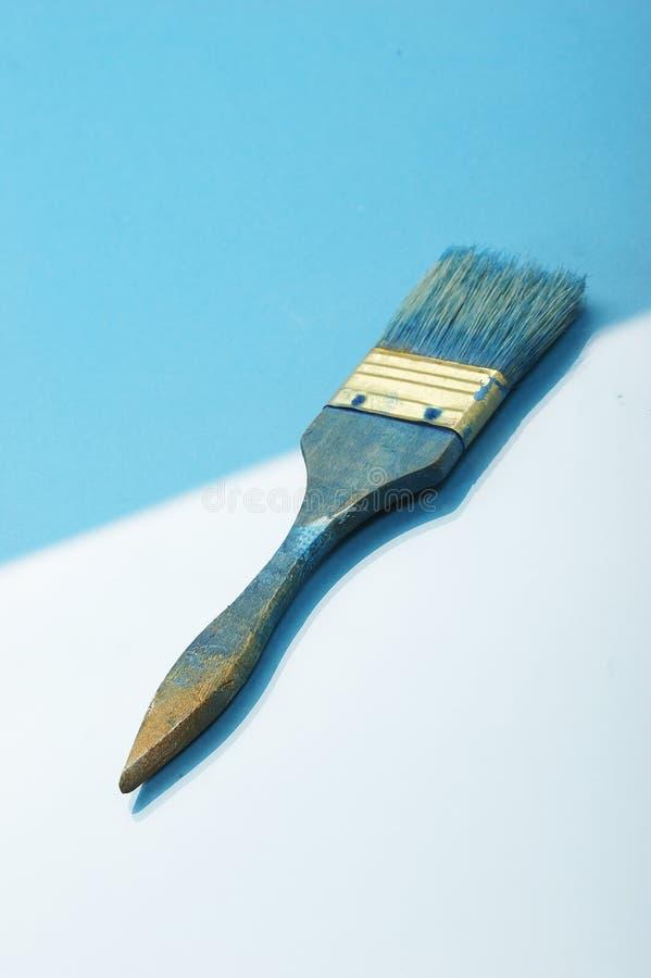 ζωγράφος βουρτσών στοκ εικόνες με δικαίωμα ελεύθερης χρήσης