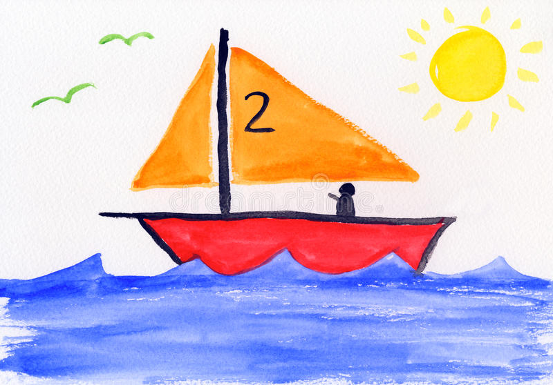 ζωγραφική εκπαίδευσης &tau διανυσματική απεικόνιση