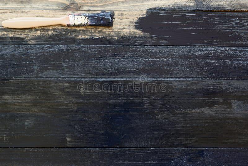 Ζωγραφική των παλαιών ξύλινων σανίδων στοκ εικόνες με δικαίωμα ελεύθερης χρήσης