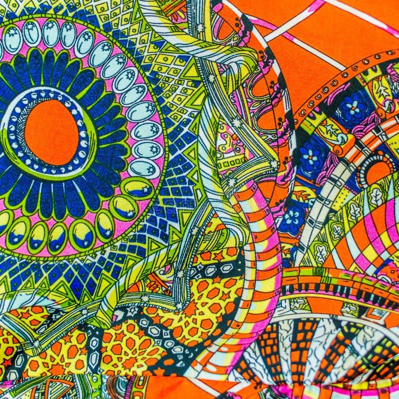 Ζωηρόχρωμα και επινοητικά έργα ζωγραφικής. Για τη σύσταση τέχνης ή το σχέδιο Ιστού στοκ φωτογραφία
