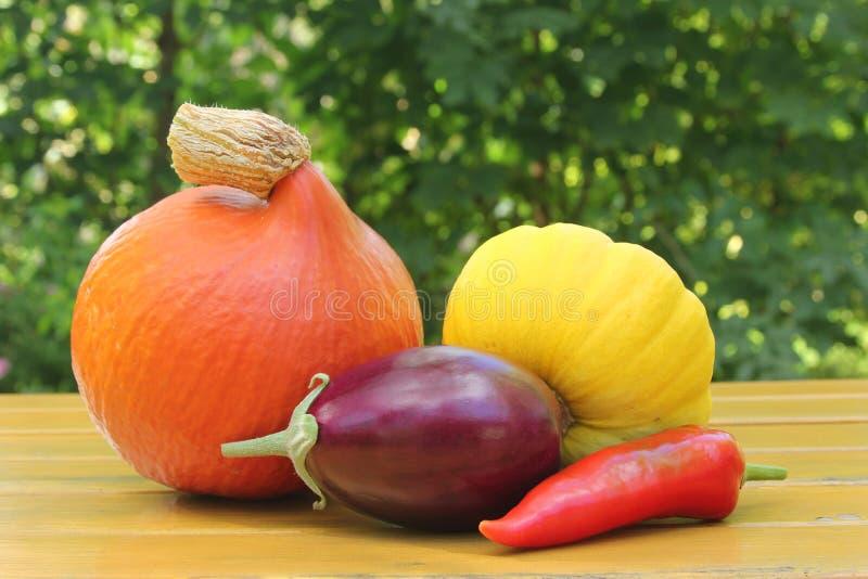 Ζωηρόχρωμα λαχανικά στοκ εικόνες