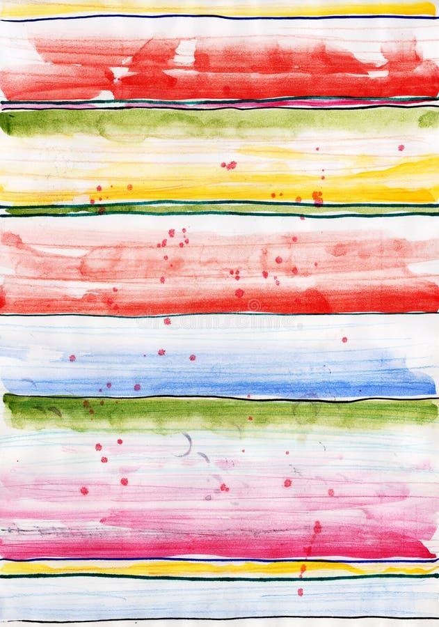 ζωηρόχρωμα λωρίδες στοκ εικόνες με δικαίωμα ελεύθερης χρήσης
