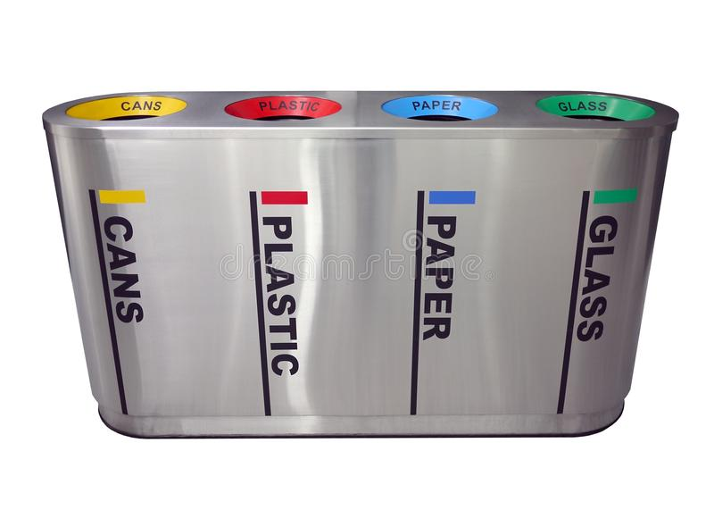 ζωηρόχρωμη ανακύκλωση δο&c στοκ φωτογραφία με δικαίωμα ελεύθερης χρήσης
