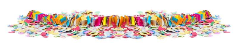 Ζωηρόχρωμη διακόσμηση καρναβαλιού στοκ φωτογραφία με δικαίωμα ελεύθερης χρήσης