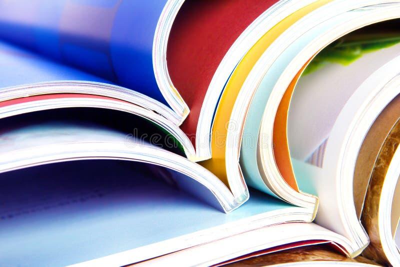 ζωηρόχρωμη στοίβα περιοδ&io στοκ εικόνες με δικαίωμα ελεύθερης χρήσης