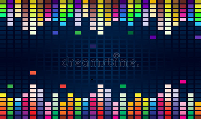 Download ζωηρόχρωμος εξισωτής διανυσματική απεικόνιση. εικονογραφία από arroyos - 17057576