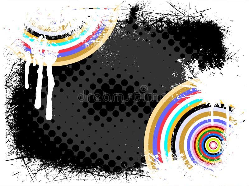 Download ζωηρόχρωμος τρύγος ανασ&kappa Διανυσματική απεικόνιση - εικονογραφία από φως, έγγραφο: 13182573