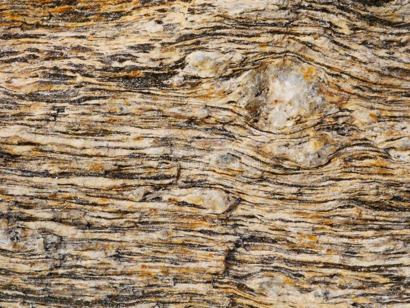 Ζωηρόχρωμος gneiss βράχος - γραφικά υπόβαθρο/σχέδιο στοκ φωτογραφίες με δικαίωμα ελεύθερης χρήσης