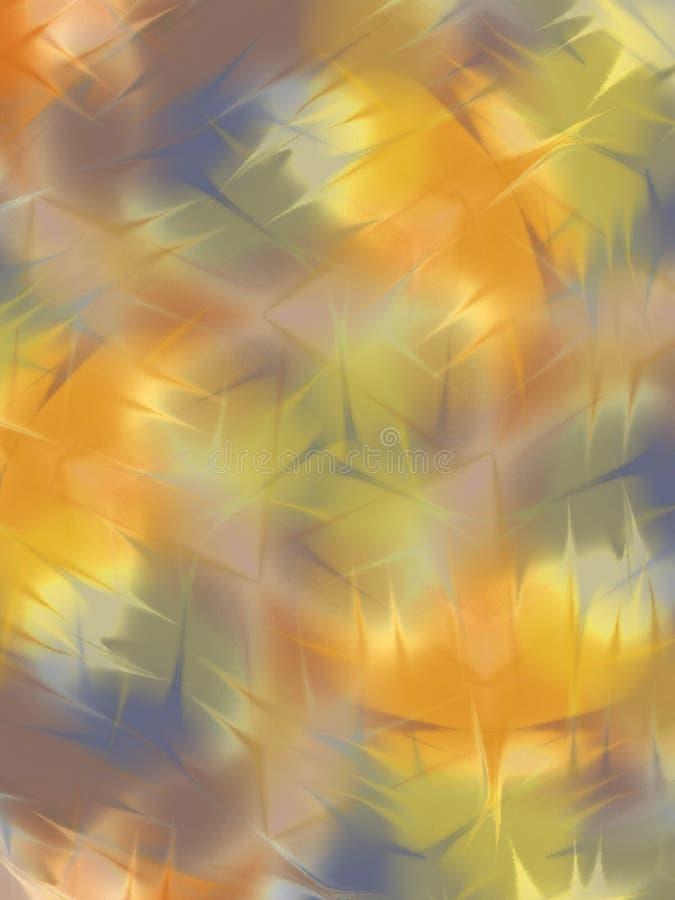 ζωηρόχρωμος wispy ανασκοπήσ&epsilon στοκ εικόνες