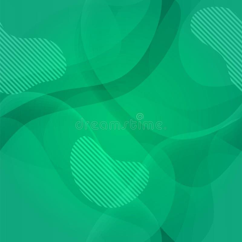Ζωηρόχρωμο άνευ ραφής σχέδιο για το υπόβαθρο περιοχών, κάρτα, ταπετσαρία, κλωστοϋφαντουργικά προϊόντα, σχέδιο ενδυμασίας Άνευ ραφ διανυσματική απεικόνιση
