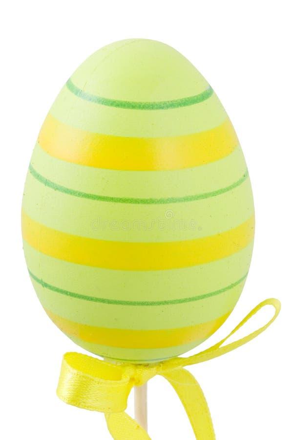 ζωηρόχρωμο αυγό Πάσχας στοκ φωτογραφία με δικαίωμα ελεύθερης χρήσης