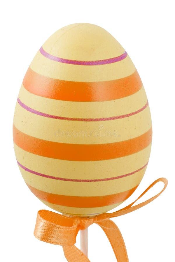 ζωηρόχρωμο αυγό Πάσχας στοκ εικόνα