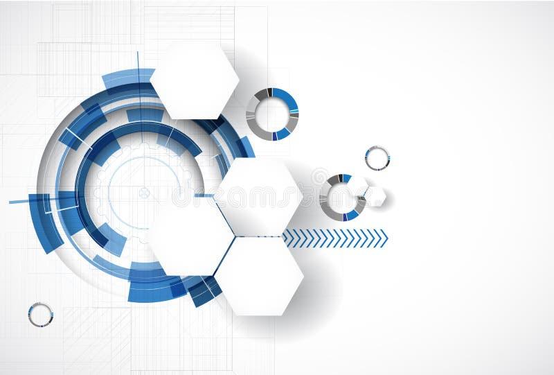 Ζωηρόχρωμο αφηρημένο γεωμετρικό υπόβαθρο για το σχέδιο διανυσματική απεικόνιση