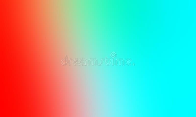 Ζωηρόχρωμο διανυσματικό σχέδιο υποβάθρου θαμπάδων αφηρημένο, ζωηρόχρωμο θολωμένο σκιασμένο υπόβαθρο, ζωηρή διανυσματική απεικόνισ διανυσματική απεικόνιση