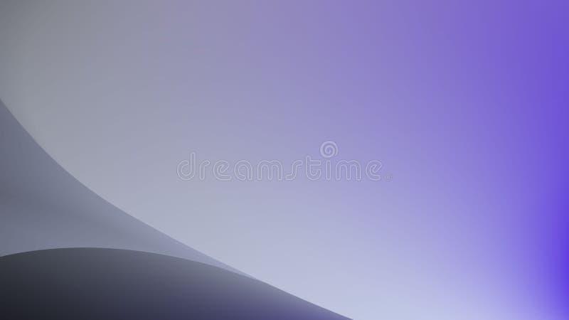 Ζωηρόχρωμο διανυσματικό υπόβαθρο κλίσης, σκιές του μπλε ελεύθερη απεικόνιση δικαιώματος