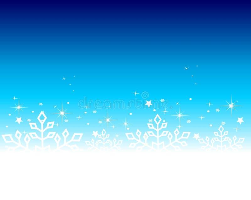 Ζωηρόχρωμο διανυσματικό υπόβαθρο Χριστουγέννων ελεύθερη απεικόνιση δικαιώματος