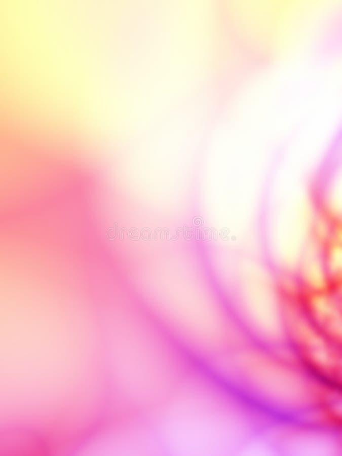 Ζωηρόχρωμο κυματιστό στιλπνό αφηρημένο υπόβαθρο διανυσματική απεικόνιση