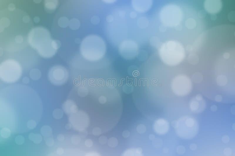 Ζωηρόχρωμο υπόβαθρο θαμπάδων Bokeh αφηρημένο defocused lights στοκ εικόνες με δικαίωμα ελεύθερης χρήσης